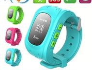 Находка: Продаются детские умные часы с gps трекером Smart Baby Watch - специальные детские умные часы-телефон.   Вы будете спокойны за своего ребенка, если он
