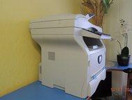 Лазерное МФУ Лазерное черно-белое МФУ. Xerox Phazer 3100 MFP.   Двух сторонняя печать, Нефтеюганск - Факсы, МФУ, копиры