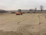 Новосибирск: Асфальтирование дорог в Новосибирске Компания ООО СДСУ-1 давно и успешно работает на рынке оказания услуг по благоустройству территорий, асфальтиров