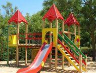 Оборудование для детской площадки (для детского сада) Предлагаем детское игровое оборудование для улицы. Наша компания «Кубометр» является крупным дил, Пенза - Разное