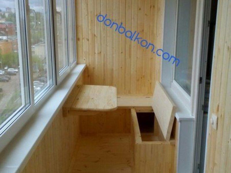 Строительство балкона на первом этаже в перми.