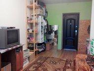 Продаю комнату в коммунальной квартире 17 кв.м в районе РИИЖТа на четвертом этаже четырехэтажного кирпичного дома. Комната Продаю комнату в коммунальн, Ростов-На-Дону - Комнаты