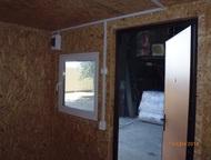 Салехард: Строительные вагон-бытовки и модульные здания Вагон-дома, бытовки и модульные конструкции по вашему техзаданию, от 7 тысяч рублей за кв. м. Размеры: 1