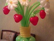 Оформление воздушными шарами, цветы, подарки, фигурки Приближается Международный женский день 8-ое марта! студия воздушного украшения точно знает как , Саратов - Организация праздников