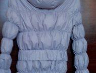 Сызрань: Продам куртку Продается куртка серая размер 44-46-б/у в хорошем состоянии