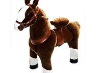 Лошадка Чернобурка поницикл малый (ponycycle) Лошадка Чернобурка поницикл малый (ponycycle)    Уникальная игрушка поницикл (PonyCycle) воплотит мечты , Тольятти - Детские игрушки