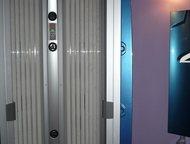 Тольятти: вертикальный солярий Luxura V5 Вертикальный солярий Luxura V5 42 XL Intensive (синий). В отличном состоянии, на гарантийном обслуживании. Luxura V5 до