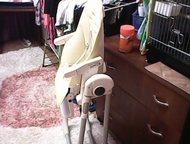 Тольятти: продам стульчик для кормления продаётся стульчик для кормления итальянской фирмы peg-perego. в отличном состоянии.
