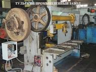 Капитальный ремонт гильотинных ножниц Н3118 Тульский Промышленный Завод  Капитальный ремонт гильотинных ножниц Н3118. В наличии Н3118 после ремонта, в, Тула - Разное