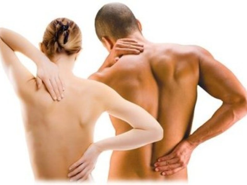 свой массаж при болях в спине имеют наиболее удобное