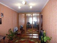 Продам 3-х комнатную квартиру в центре Продам 3-х комнатную квартиру в центре, железная дверь, ламинат, застеклённая лоджия, межкомнатные двери, пласт, Уссурийск - Продажа квартир