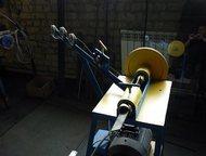 Владивосток: Станок рабица, недорого, бесплатная доставка до Владивостока Станок для изготовления рабицы во Владивостоке. Оборудование для плетения сетки от произв