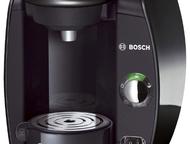 Капсульная кофемашина Bosch TAS 4012EE Tassimo Продаю совершенно новую с документами автоматическую капсульную кофемашину для приготовления порционных, Владивосток - Кухонные приборы