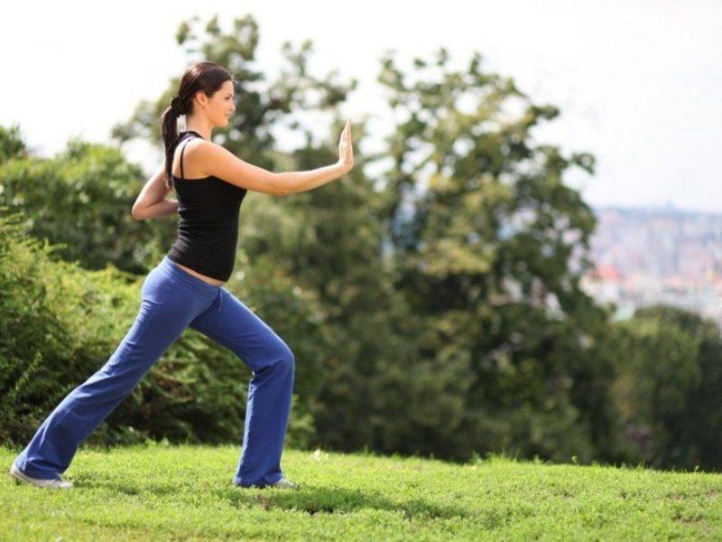 Дыхательная гимнастика цигун упражнения видео