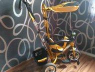 Волхов: продам детский велосипед Продам отличный детский велосипед. После одного ребенка, в хорошем состоянии!